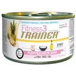 Trainer Fitness3 Puppy & Junior Mini Pesce e Riso 0.150 Kg