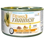 Trainer Fitness3 Adult Mini Coniglio e Patate: 150 gr x 6