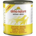 Almo Nature Classic con Filetto di Pollo: 280 gr x 6