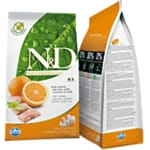 N&d Grain Free Adult Mini Pesce e Arancia: 800 Gr