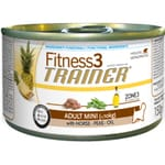 Trainer Fitness3 Adult Mini Cavallo e Piselli: 150 gr x 6