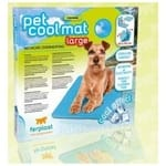 Pet Cool mat Large Tappeto Refrigerante