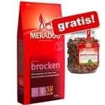 12,5 kg Meradog + 600 g Goody Snacks Gratis! - Pure Pollo & Patate Senza Cereali