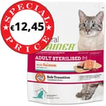 Trainer Natural Adult Sterilised con Salmone: 1,5 kg Promo