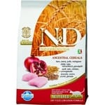 Farmina N&d low Grain cat Neutered Pollo 300 Gr