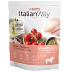 Italian way Junior Pollo e Tacchino: 1,5 Kg