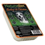 Naturediet Adult - Pollo & Tacchino - 18 x 390 G