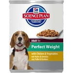 Hill's Science Plan Cane Adult Perfect Weight Pollo