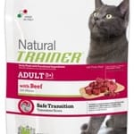 Trainer Natural cat Adult Manzo 1,5 Kg