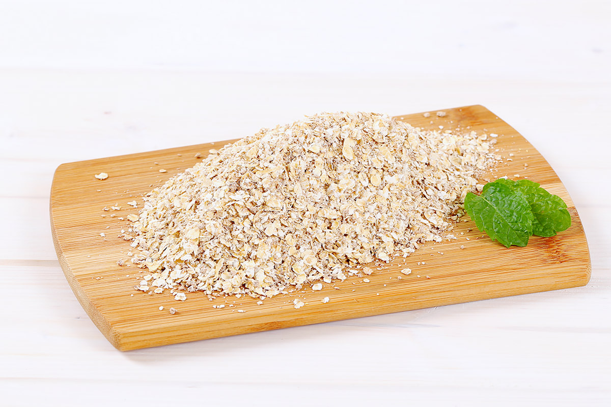 Avena come alternativa al couscous
