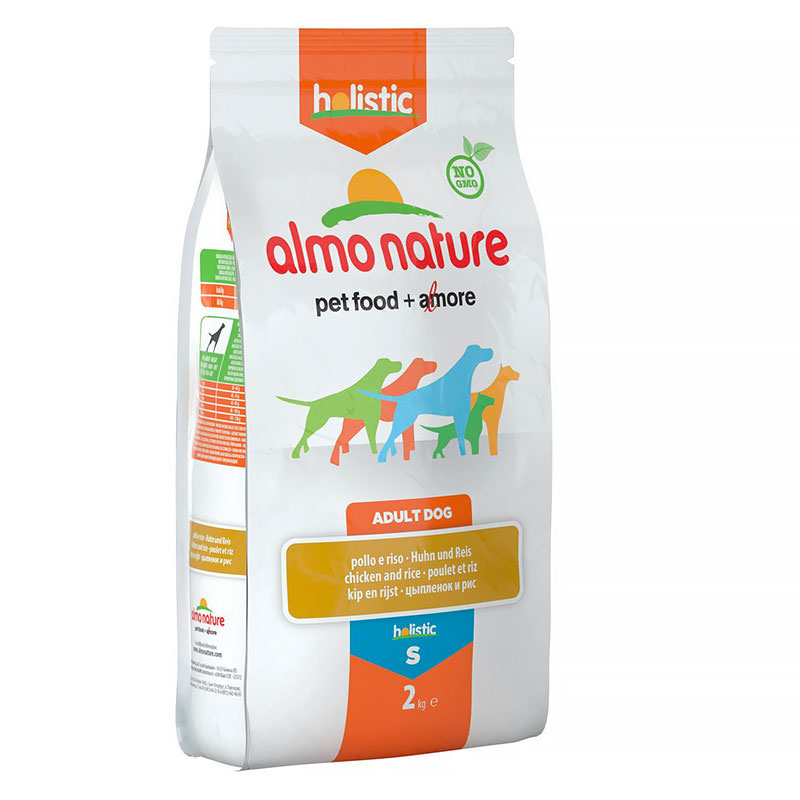 Almo Nature Holistic Dry Adult Dog Food