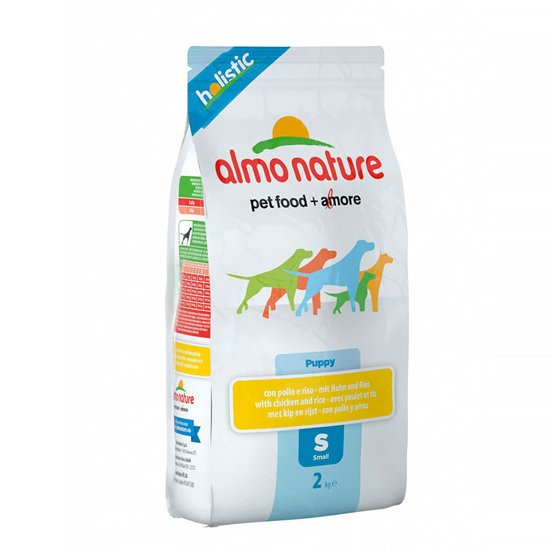 Almo Nature Holistic Dry Puppy Food