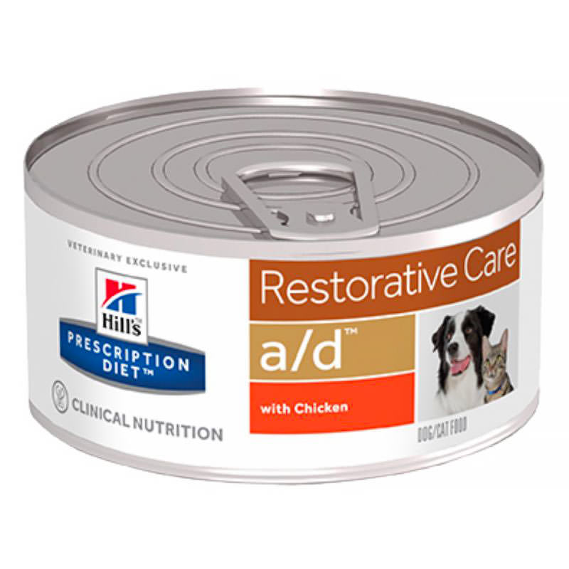 Prescription Diet Canine/Feline Restorative Care