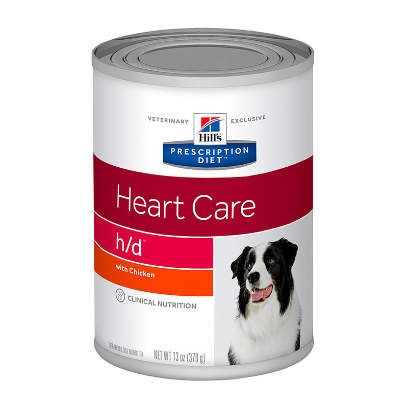 Prescription Diet Canine Heart Care