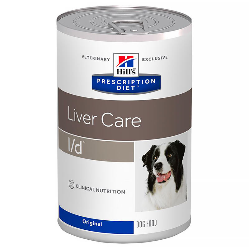 Prescription Diet Canine Liver Care