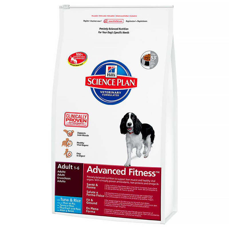 Science Plan Canine Adult Advanced Fitness