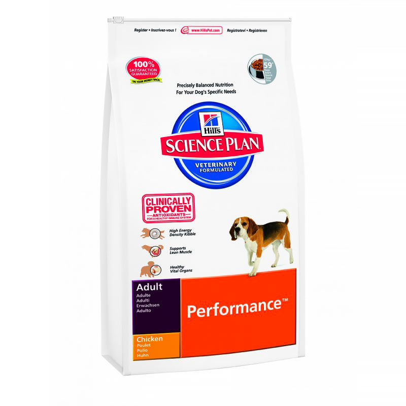 Science Plan Canine Adult Performance