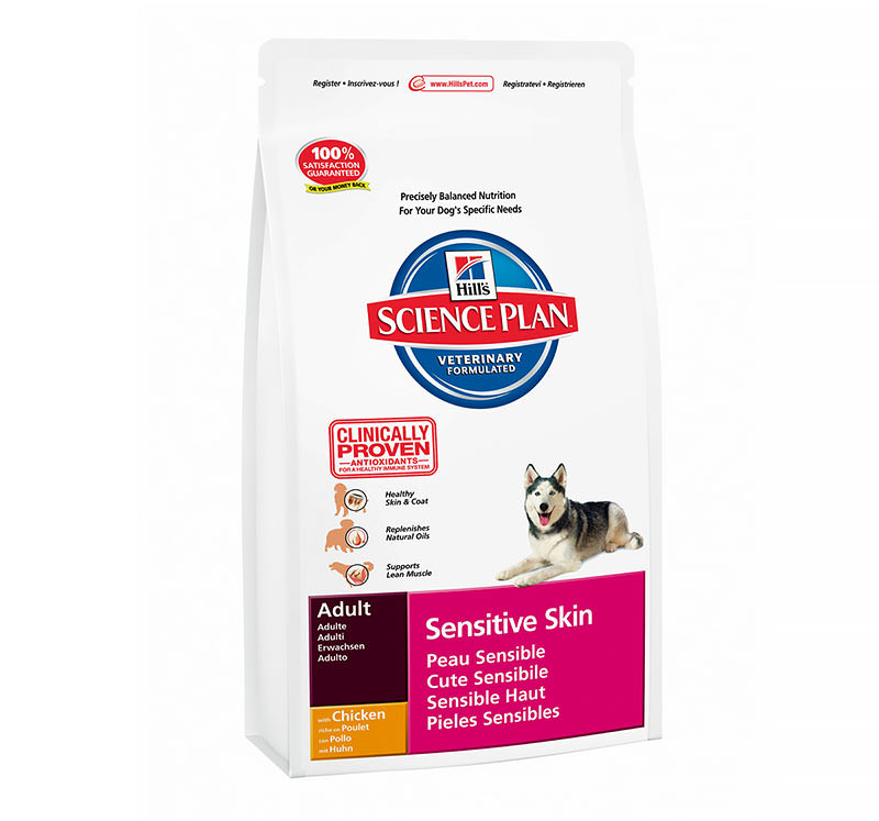Science Plan Canine Adult Sensitive Skin