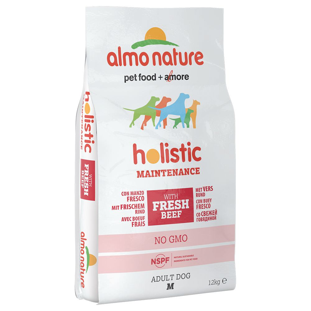 Almo Nature Holistic Medium Adult con Manzo