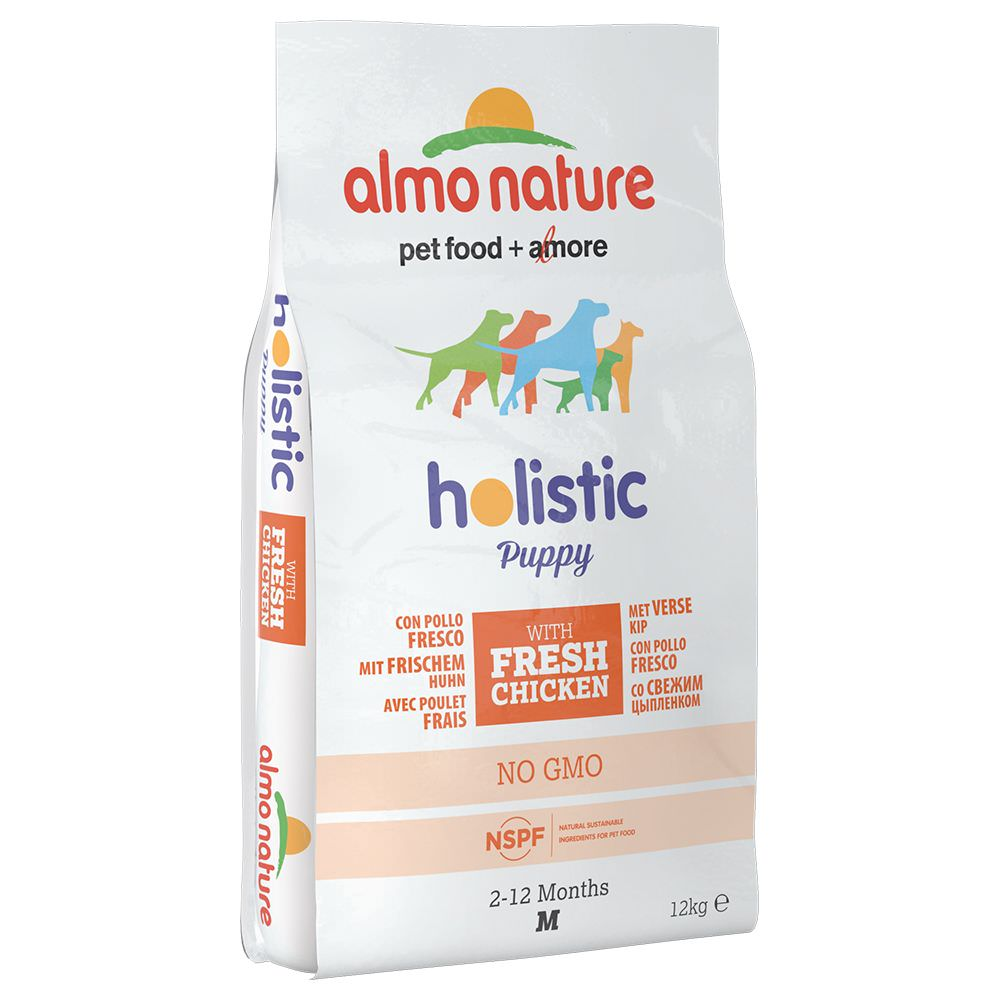 Almo Nature Holistic Medium Puppy Pollo & Riso
