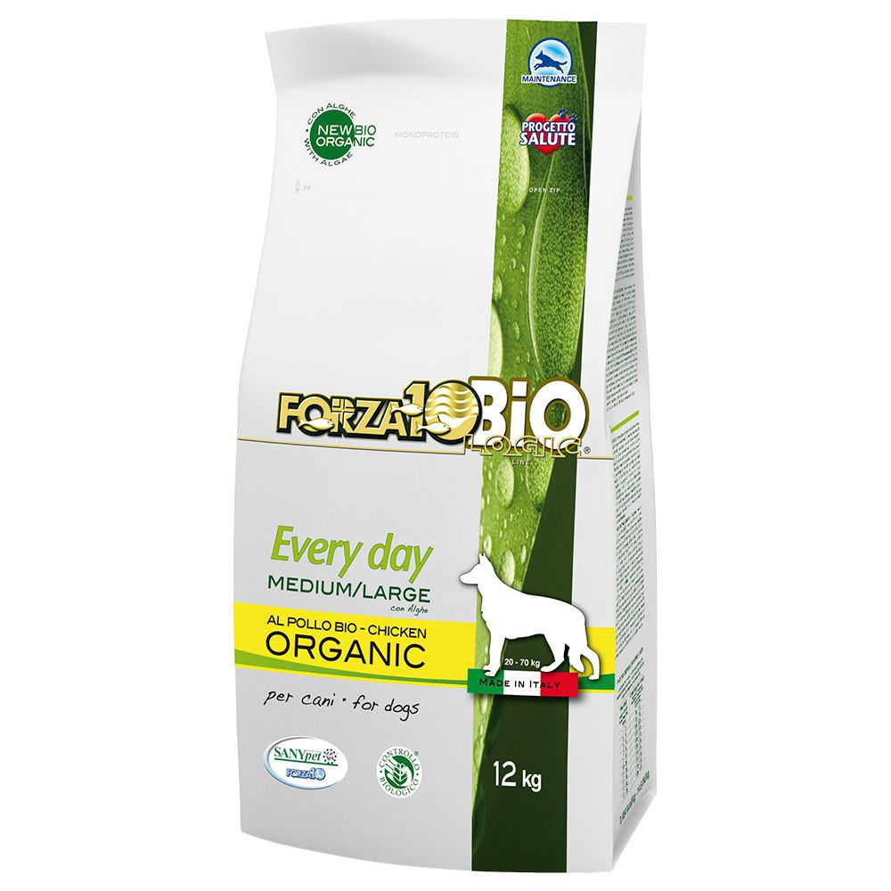 Forza 10 Bio Every Day Medium / Large al Pollo e Alghe