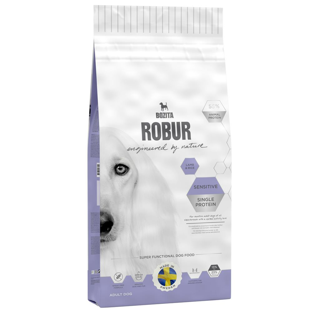 Bozita Robur Sensitive Single Protein
