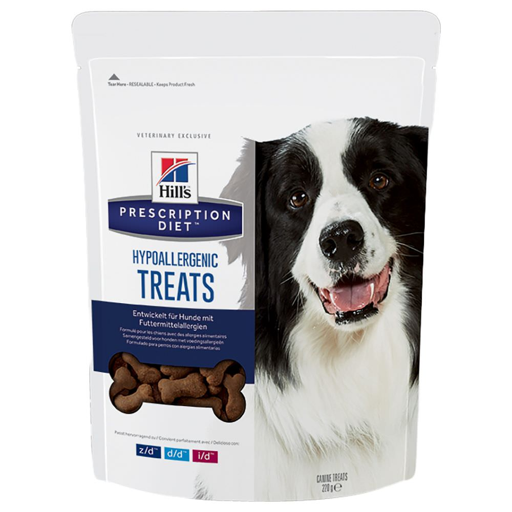 Hills Prescription Diet Hypoallergenic Treats