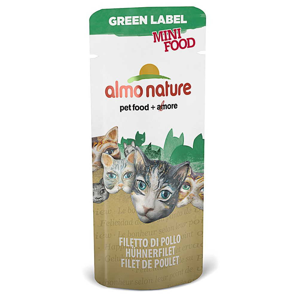 Almo Nature Green Label Mini Food