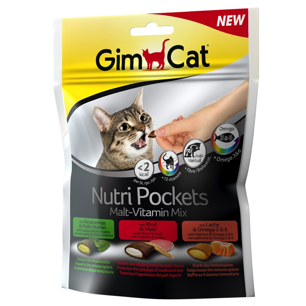 GimCat Nutri Pocket